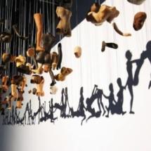 8. Bohyun Yoon's Wax Figure Installations