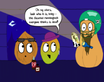 51. Squash proposes a deal that Mango and Coconut can't refuse