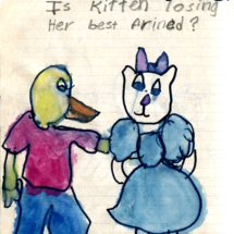66. The Adventures of Bird and Kitty: Part 2