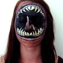 47. Lara Hawker's Makeup Work