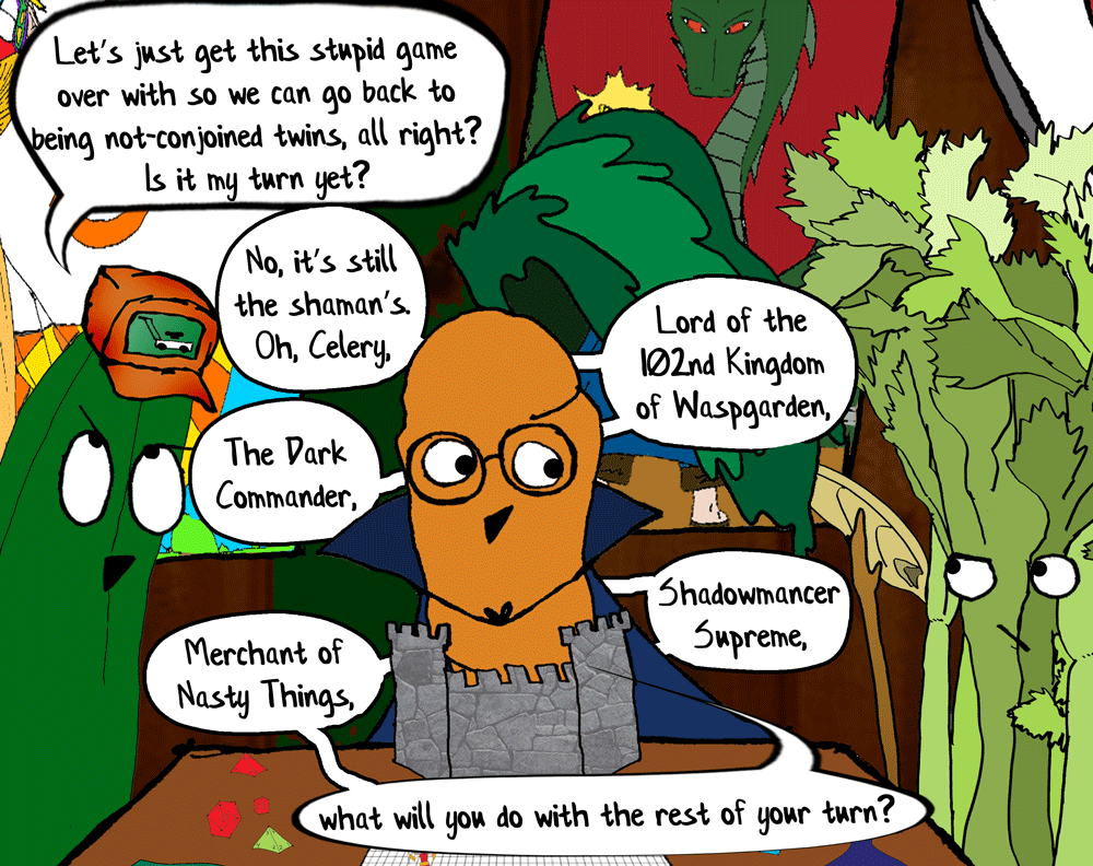 happimess-media-produce-high-webcomic-fruit-vegetable-high-school-07103-dnd-celery-cucumber-carrot-dnd-dungeons-and-dragons-roleplaying-game-rpg