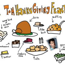 75. Thanksgiving Traditions of Past and Present