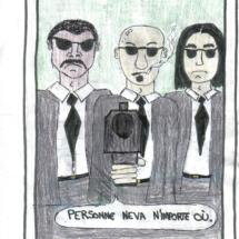 101. Le Mafia de Paris!: A French Comic Book