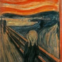 Edvard Munch. The Scream. c. 1893.