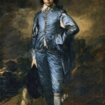 Thomas Gainesborough. The Blue Boy. c. 1770.
