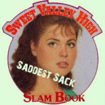 Slam Book Award: Saddest Sack