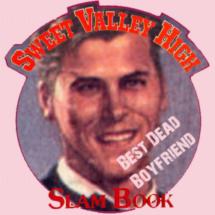 Slam Book Award: Best Dead Boyfriend