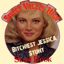 Slam Book Award: Bitchiest Jessica Stunt