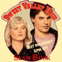 Slam Book Award: Best Imaginary Spin Off