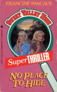 Super Thriller: No Place to Hide