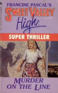 Super Thriller: Murder on the Line