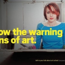75. The College of Creative Studies's Art School Campaign