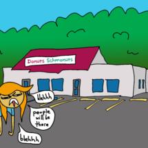 107. Working Gal: The Doughnut Shop