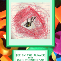 115. The Humble Beginnings of HappiMess -OR- The Little Kid Art Gallery: Part 2