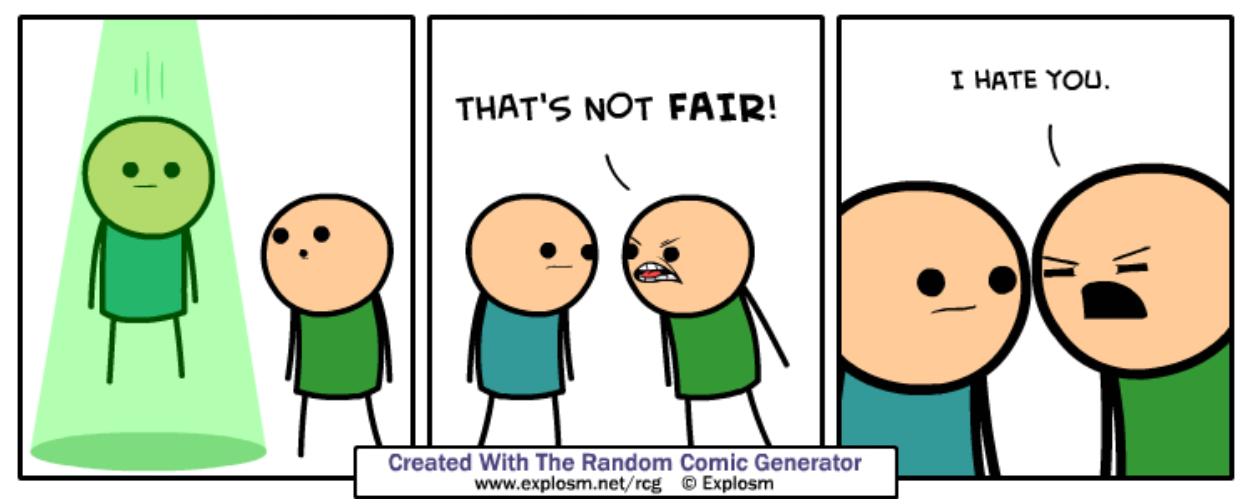 Exhibit 84: Random Comic Generator - Cyanide & Happiness ...