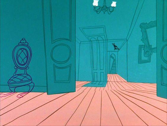 Exhibit 87: Looney Tunes Backgrounds | HappiMess Media