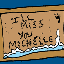 "3. ""I'll Miss You Michelle"""