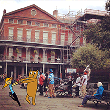 83. What to Do for Three Days in New Orleans