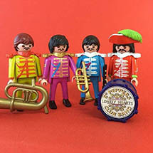 Props to Playmobil: Part 1