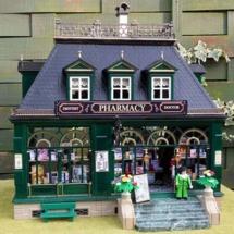 Dollhouse Club: Ideas for Your Toys' Home